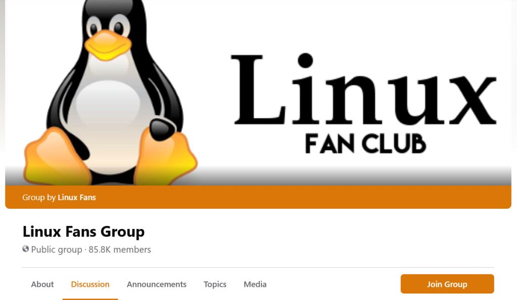 linux fans group